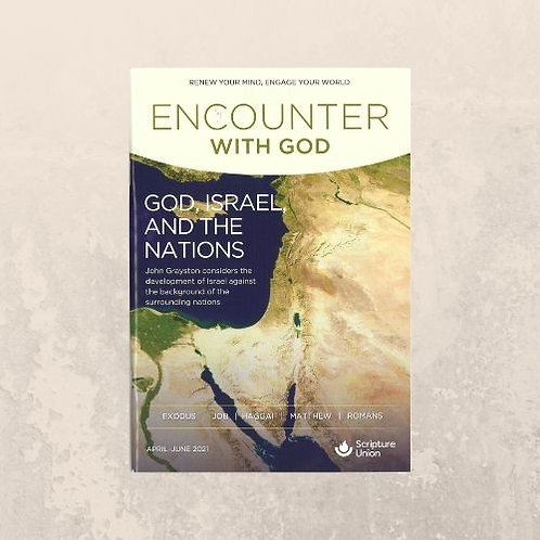 ENCOUNTER WITH GOD – To order, contact resources@su.org.sg