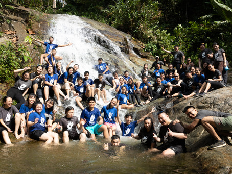 TESTIMONIES - Youth Camp 2019