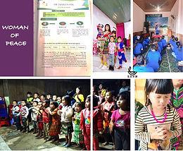 SU Vietnam (HCMC): WOMAN OF Peace