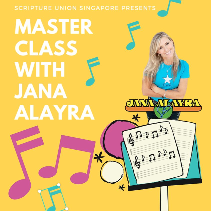 Jana Alayra MasterClass