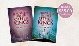 Jerusalem Under Other Kings Book Bundle Deal