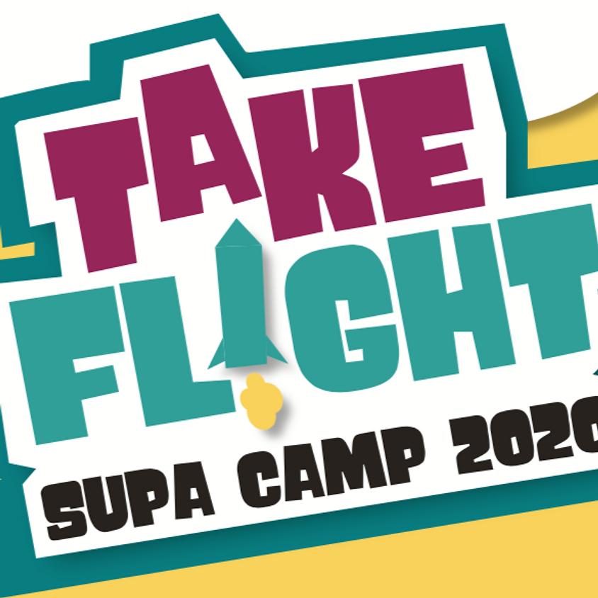 "Z-SUPA Camp 2020 ""Take Flight"""