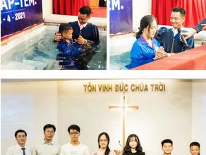 S.U.V.N: Baptism