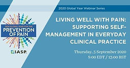 Living Well with Pain: Supporting Self-Management in Everyday Clinical Practic