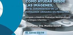 Cómo ayudar desde las imágenes en el diagnóstico de la patología urinaria en pediatría