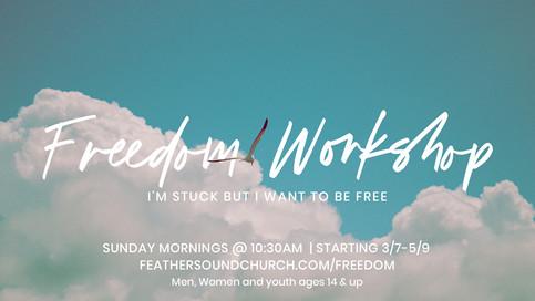 Freedom Workshop