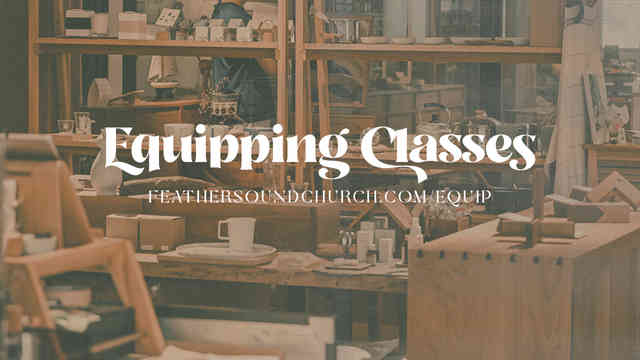 Equipping Classes