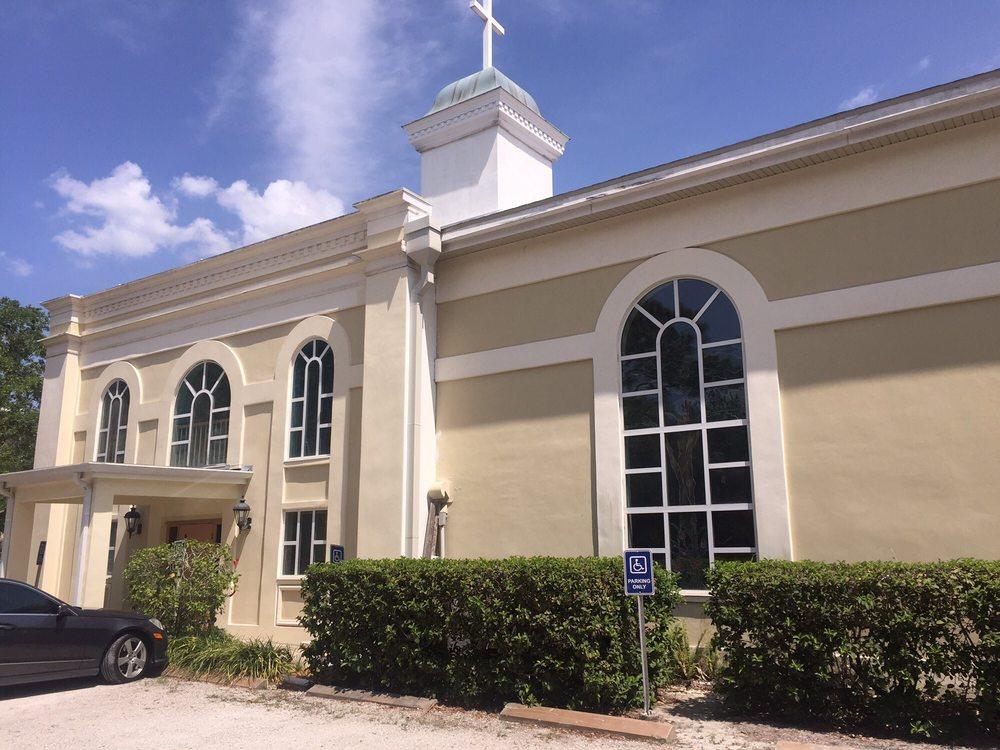 feather sound church