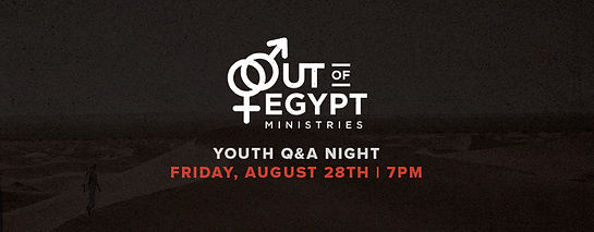 Out of Egypt Ministries Youth FB Cover c
