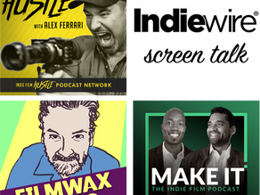 Top Indie Film Podcasts