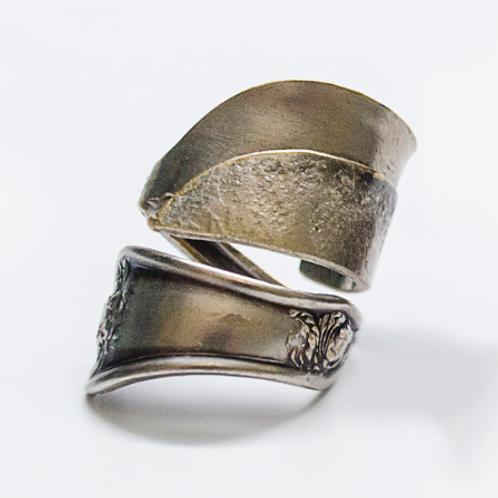 Antique statement piece ring.