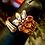 Thumbnail: 1960's Flower Brass ring