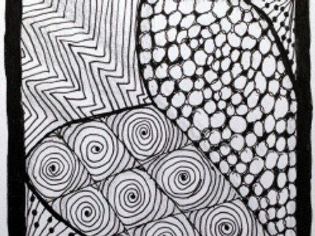 Zentangle Discovered