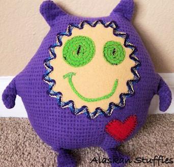 First Stuffie