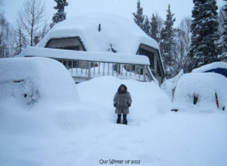 Yes, I Live in an Igloo!