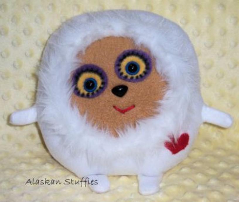 Eskimo Alaskan Stuffie
