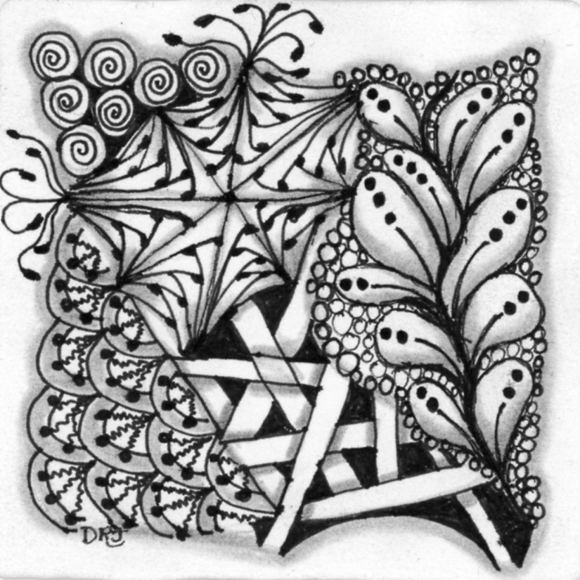 Zentangle® Art
