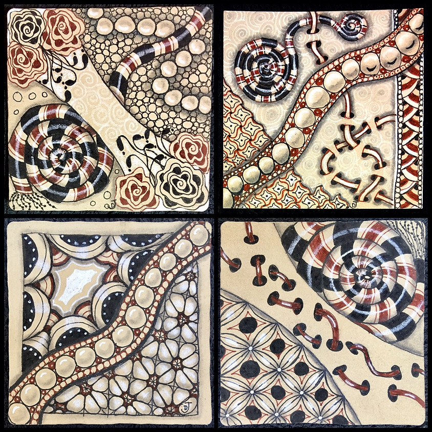 Renaissance Tiles ZIA Online Class