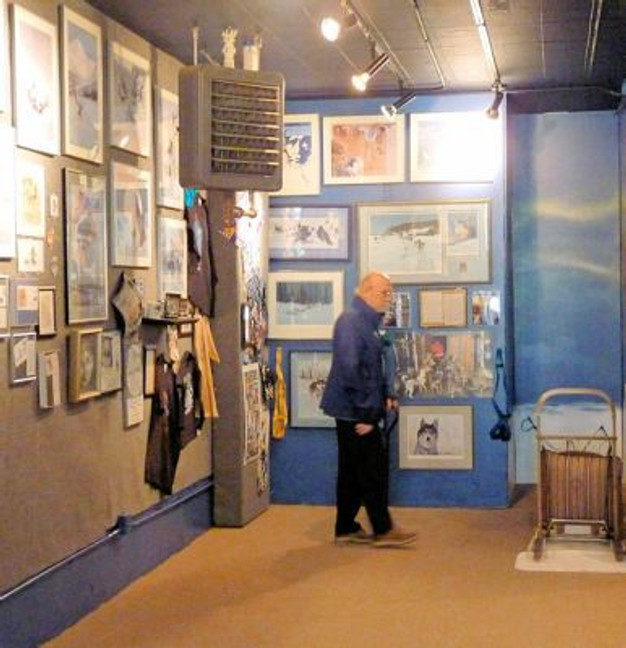 Jon Van Zyle Museum
