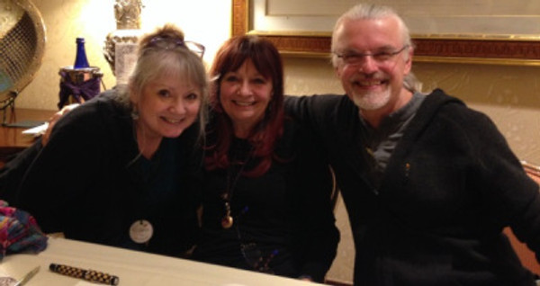 Me, Maria, and Rick