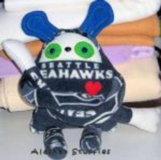 Jake's Alaskan Stuffie