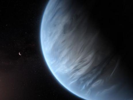 Agua en el planeta k2-18b?
