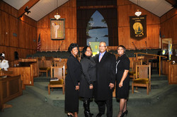 Greater King David Baptist Church