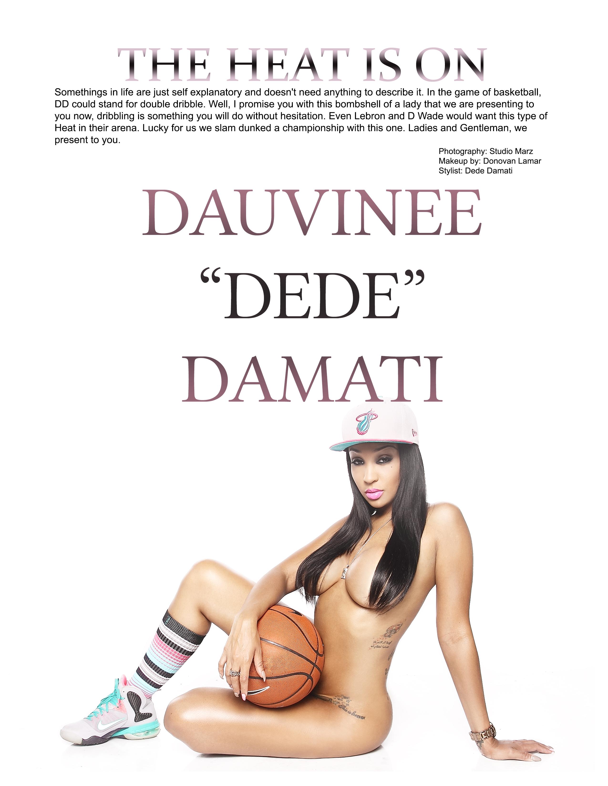"DAUVINEE""DEDE"" DAMATI"