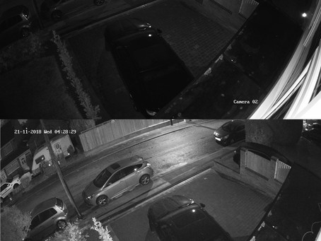 Not happy with your CCTV's night vision?