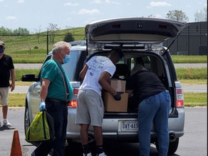 Drive-Thru & Mobile Pantry Schedule for the Week of July 26th