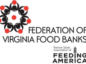 Federation of Virginia Food Banks Awarded $1 Million Grant from Sentara Healthcare and Optima Health
