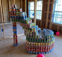 Canstruction 2021