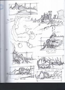 CapricornIslandSketches