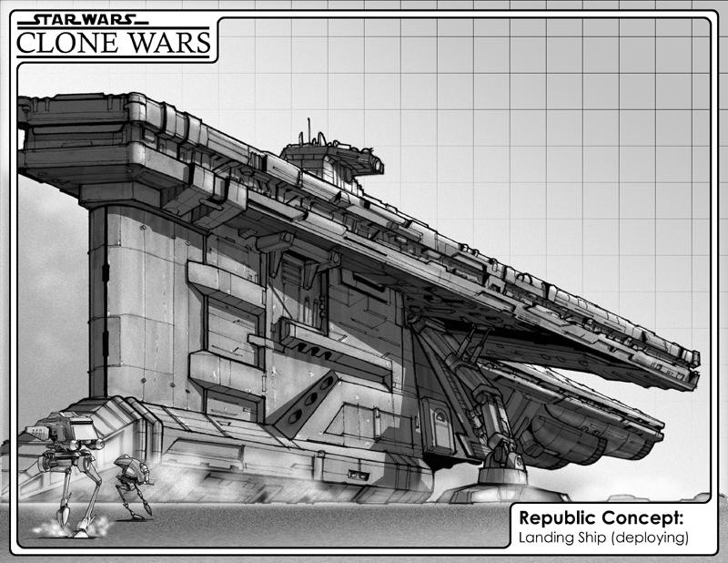 Starwars_LandingShip4action