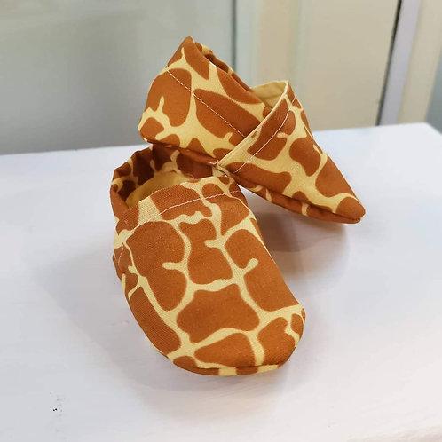 Giraffe Baby Shoes
