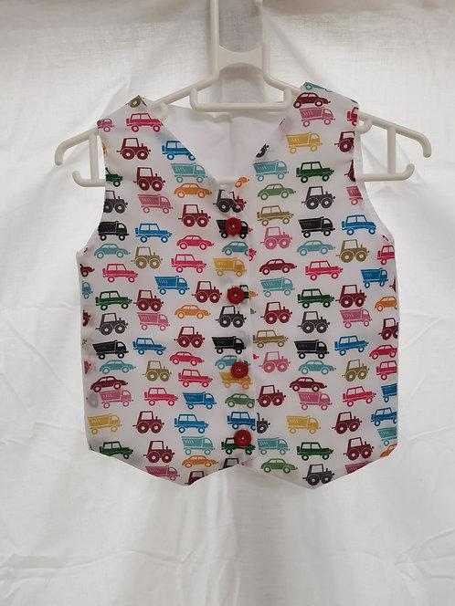 Cars Waistcoat