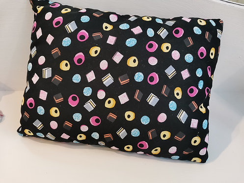 Liquorice Pillow