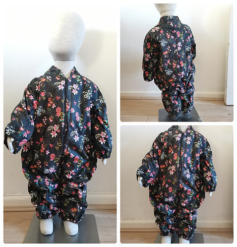 Super Soft Fleece Lined Rainsuit