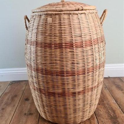 Large snake basket