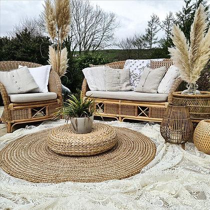 An Ibizan lounge