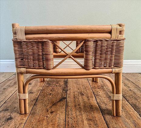 Bristol wicker coffee table