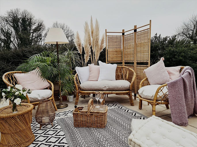 Lounge area hire