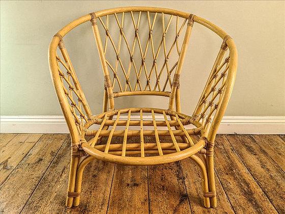 Oakhampton cane chair