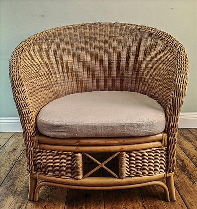 Bristol wicker chair