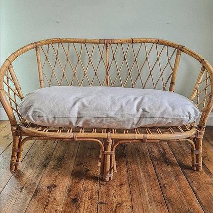 Torquay Cane Sofa