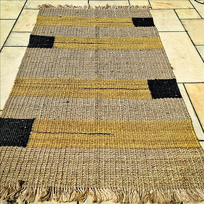 Hemp & seagrass rug