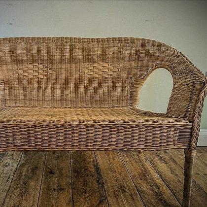 Plymouth Wicker Sofa