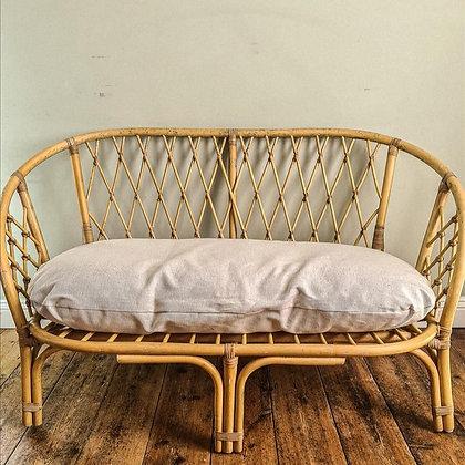 Oakhampton Cane Sofa