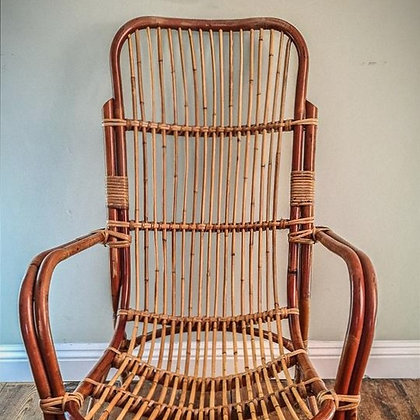 Chepstow Cane armchair