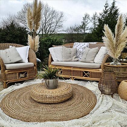 Bristol wicker sofa